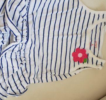 Lote de roupa 6  meses e melissinha. 9 peças e 1 sapato!!!! - 6 meses - Carter`s e Zara