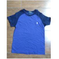 Camiseta azul Ralph Lauren - 5 anos - Ralph Lauren