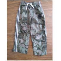 Calça camuflada Oshkosh - 4 anos - OshKosh