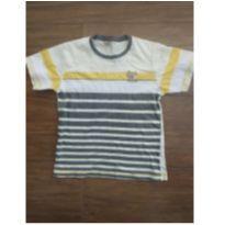 Camiseta amarela - 6 anos - Angerô
