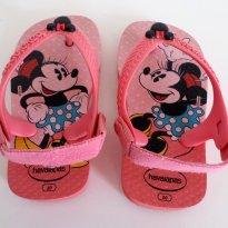 Chinelo Havaianas Minnie e Mickey - 20 - Havaianas