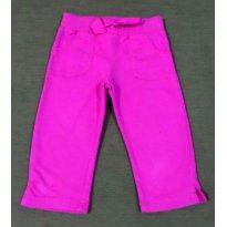Calça lisa pink - 4 anos - Carter`s