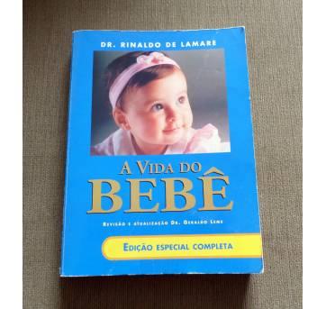Livro - A Vida do Bebê - Sem faixa etaria - Agir