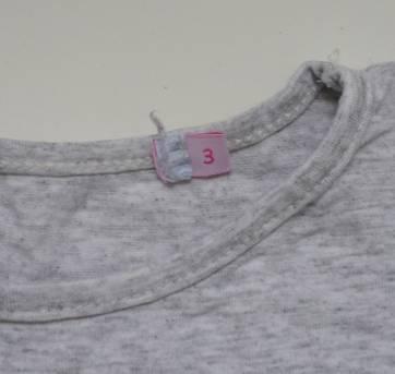 Blusa manga longa Coruja - 3 anos - Sem marca