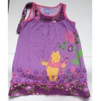 Vestido Pooh - 4 anos - Disney