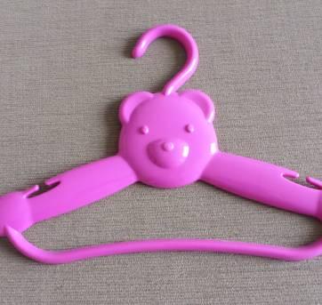 Cabide de urso pink - Sem faixa etaria - Cajovil