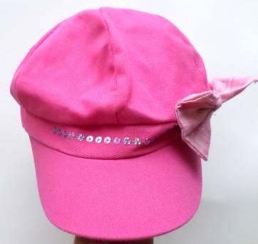 Boné Pink com Laço - Único - Palomino