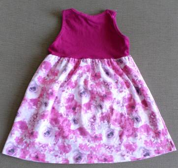 Vestido princesa Aurora - 3 anos - Brandili