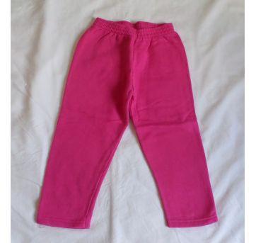 Calça de Moletom Pink - 8 anos - Popin