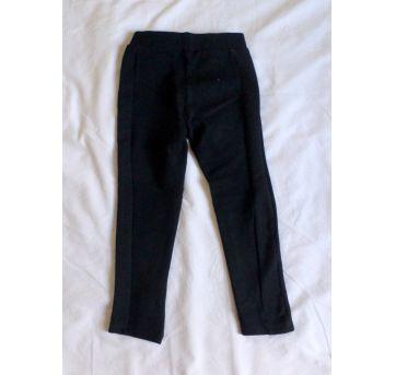 Calça montaria preta - 6 anos - Zara