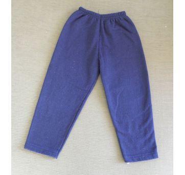 Calça de moletom azul marinho - 4 anos - Sem marca