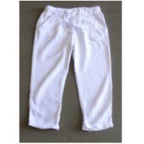 Calça branca - 4 anos - Tip Top