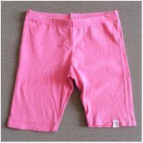 Bermuda lisa rosa - 3 anos - Brandili