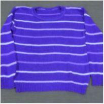 Blusa de lã lilás - 3 anos - Sem marca
