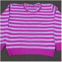 Blusa de lã rosa - 3 anos - Sem marca