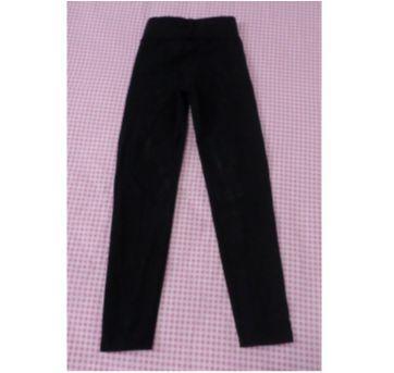 Calça legging preta - 6 anos - Yeaqp