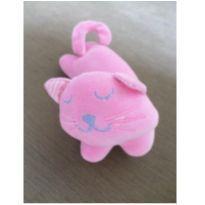 Porta chupeta ursinha rosa -  - Sem marca