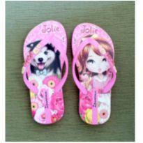 Chinelo Infantil Jolie - 25 - ipanema