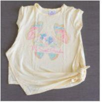 Camiseta borboleta - 6 anos - Up Baby