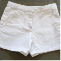 Short Jeans Creme - 6 anos - Zara Baby