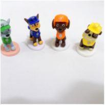 Coleção Mini Personagens Patrulha Canina  Ovo surpresa Sweet -  - Sweet