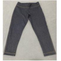 Legging Imitação Jeans - 4 anos - Costa Rica