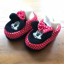 Pantufa Disney Mickey e Minnie - nunca usada - 19 - Disney