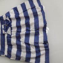 Vestido Marinheiro - 9 a 12 meses - Mini & Ninha Mini & Ninho