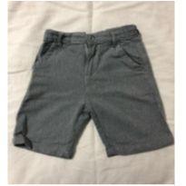 Bermuda Cinza de algodão masculina. - 6 anos - Quimby