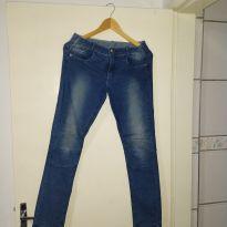 Calça Jeans - 14 anos - Sem marca