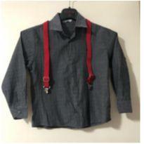 Camisa manga comprida - 6 anos - Sem marca