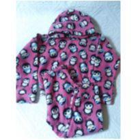 Pijama Plush Pingüim - 3 anos - Milla