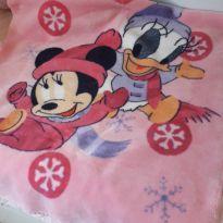 Cobertor antialérgico minnie -  - jolitex