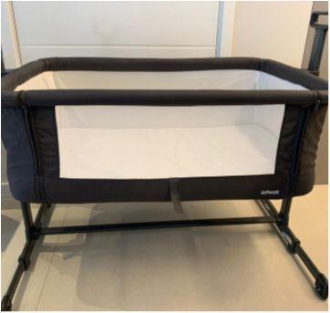 Berço portátil que acopla na cama Infanti - Sem faixa etaria - Infanti