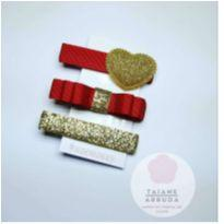 Kit de Hair Clips -  - Artesanal