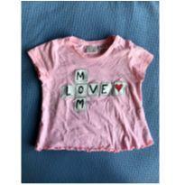 camiseta zara pink - 18 a 24 meses - Zara
