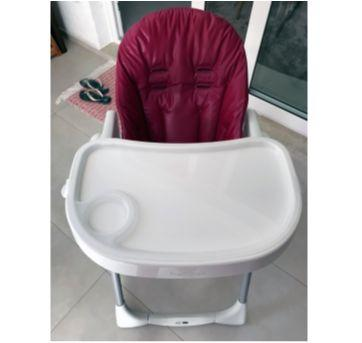 cadeira de refeição prima pappa 0-3 burigotto - Sem faixa etaria - Burigotto