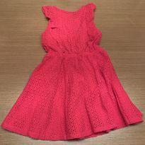 Vestinho rosa - 8 anos - Fuzarka