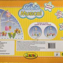 Mobile musical - Sem faixa etaria - COLORIA
