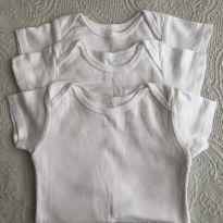 Body branco Carters - 6 meses - Carter`s