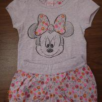 Pijama minnie - 2 anos - Disney