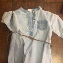 Camisa Jeans Carters - 1 ano - CARTERS/TIPTOP/ZARA