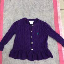 Casaquinho cashmere Polo Ralph Lauren - 12 a 18 meses - Ralph Lauren