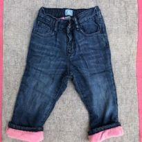 Calça forrada baby GAP - 18 a 24 meses - Baby Gap