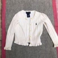 Casaquinho Cashmere Polo Ralph Lauren - 2 anos - Ralph Lauren