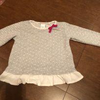 blusa moletinho Gymboree - 2 anos - Gymboree