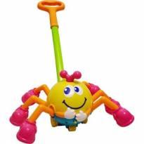 Andador (brinquedo de empurrar) Dona Aranha -  - BKids