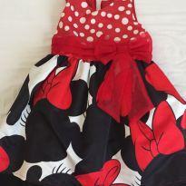 Vestido de festa minie - 4 anos - Outras