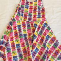 Vestido colorido mon sucrê - 3 anos - Mon Sucré