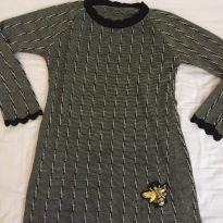 Vestido de lã fina - 5 anos - Outras